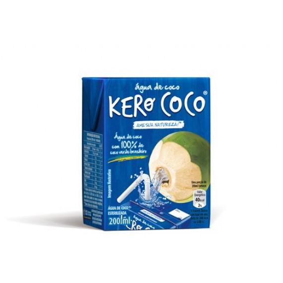 Água de Coco 200ml - Kero Côco