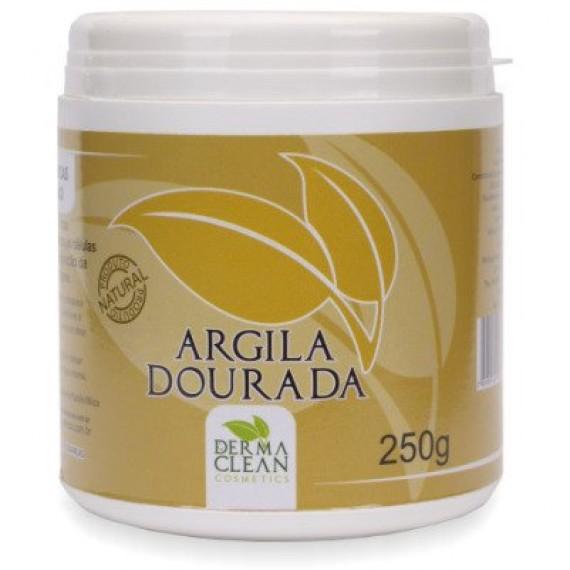 Argila Dourada 250g - Derma Clean
