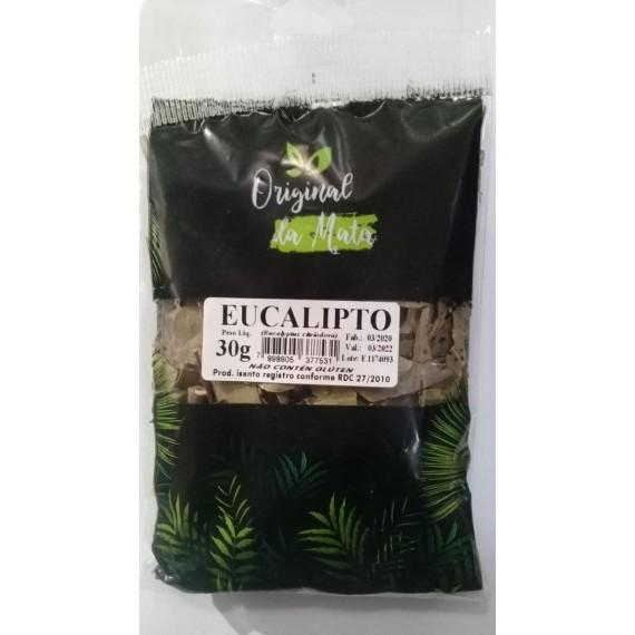 Chá de Eucalipto 30g - Original da Mata