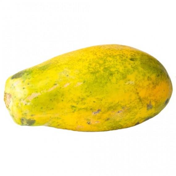 Mamão Formosa Orgânico (pedaço 500g)