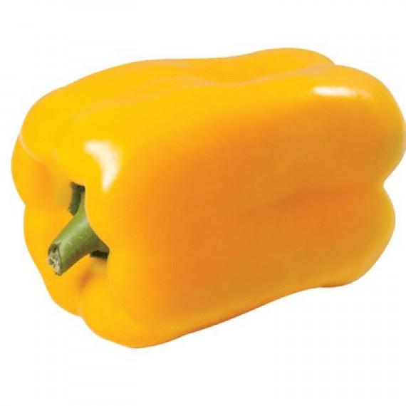 Pimentão Amarelo Orgânico (250g)