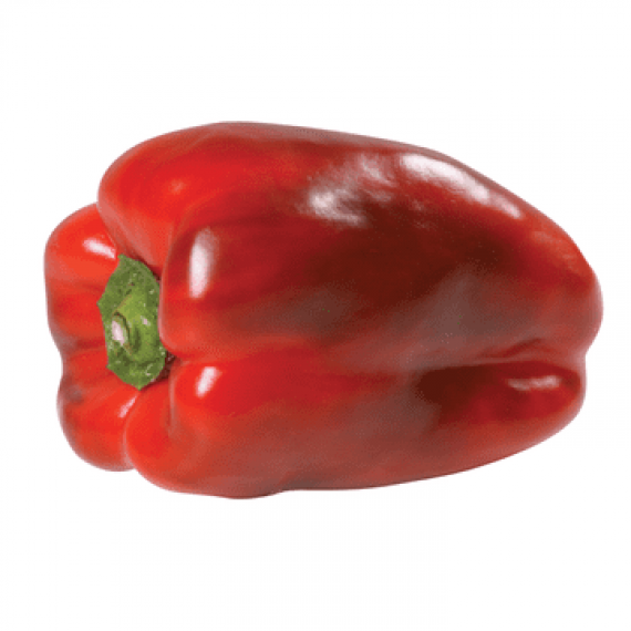 Pimentão Vermelho Orgânico (250g)