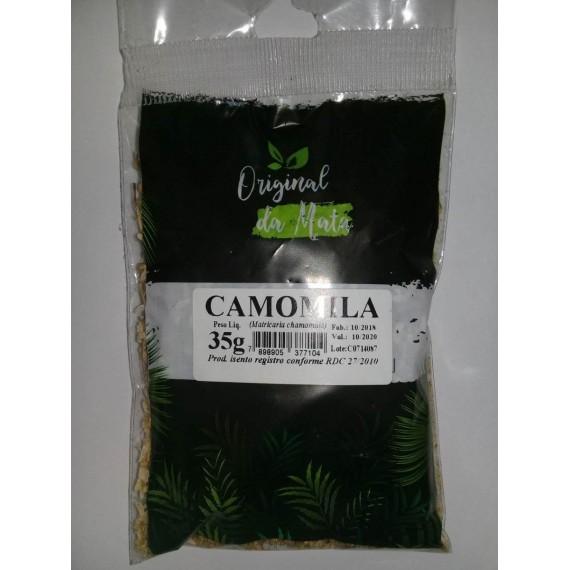Chá de Camomila 35g - Original da Mata