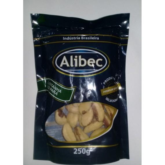 Castanha do Pará 250g - Alibec