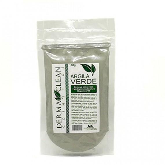 Argila Verde 250g - Derma Clean