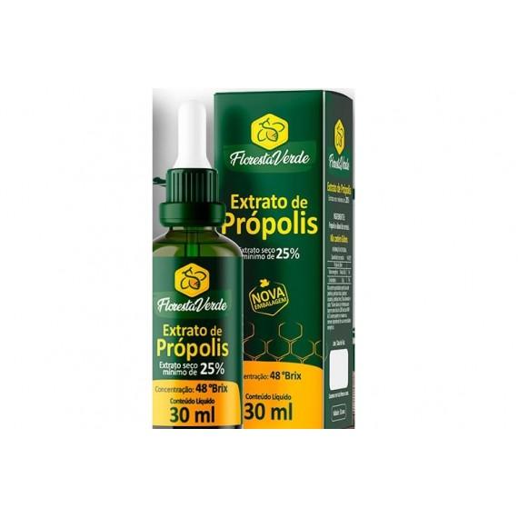 Extrato de Propolis 25% 30 ml - Floresta Verde
