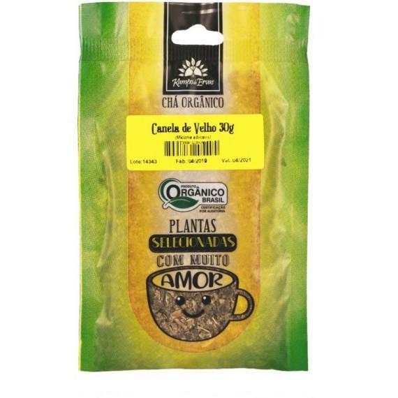 Chá de Canela de Velho Orgânico 30g - Kampo de Ervas