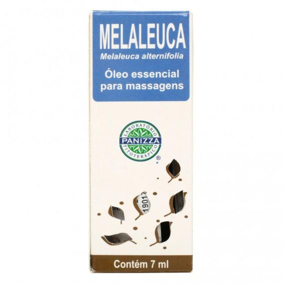 Óleo Essencial De Melaleuca p/ Massagens 7ml - Panizza
