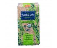 Arroz Agulhinha Integral Biodinâmico Orgânico 1kg - Volkmann