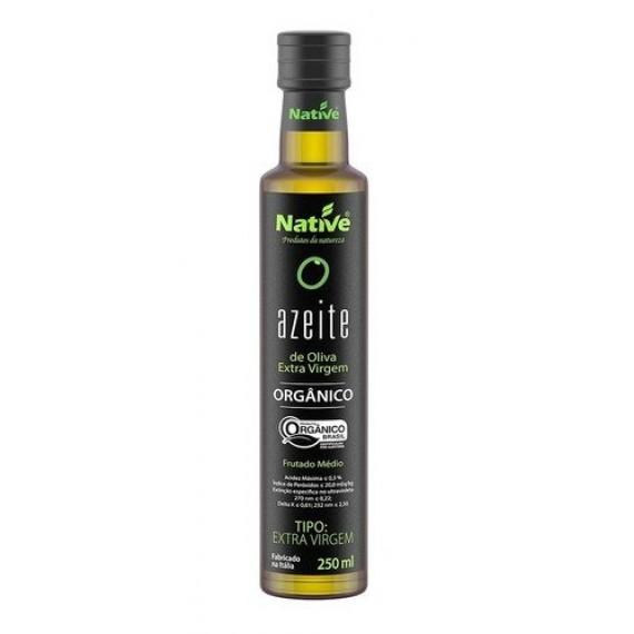 Azeite Chileno Extra Virgem Orgânico 250ml - Native