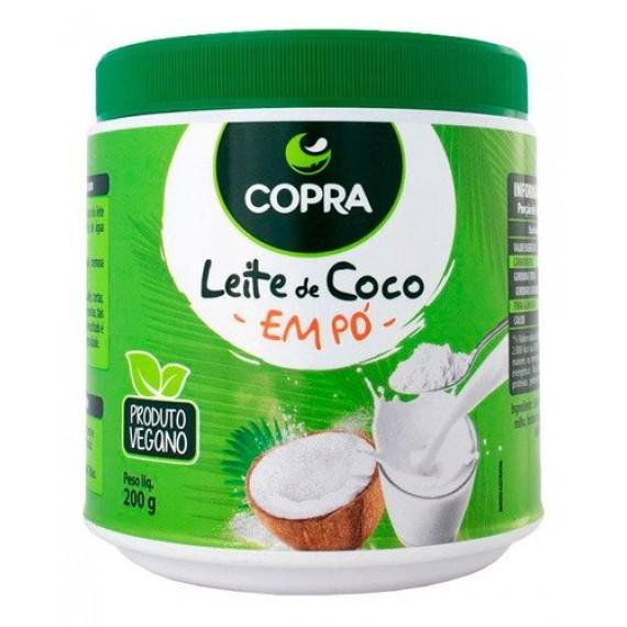 Leite de Coco em Pó 200g- Copra