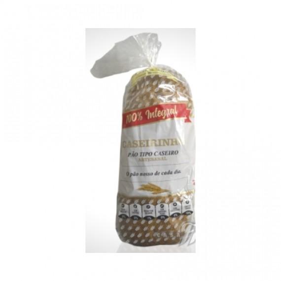 Pão Caseirinho Vegano 400g - Nutri-Vida