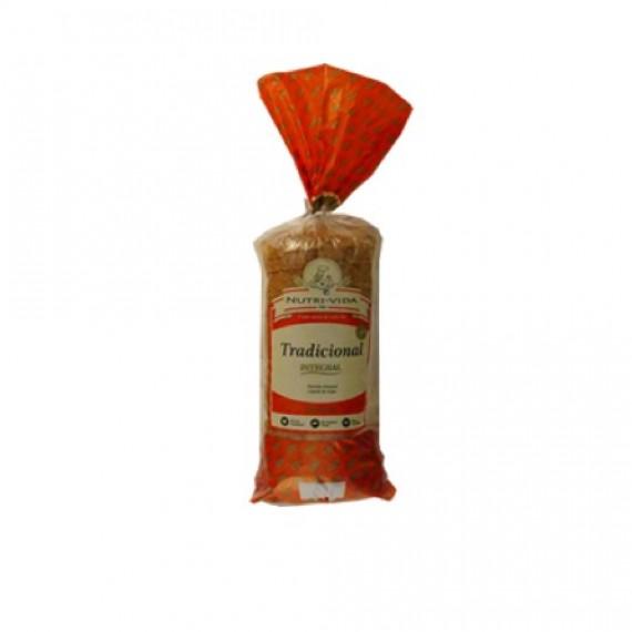 Pão Tradicional Vegano 400g - Nutri-Vida